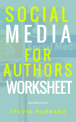 social-media-for-authors-worksheet