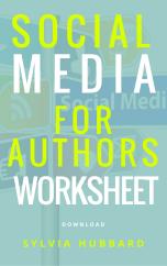 social-media-for-authors-worksheet